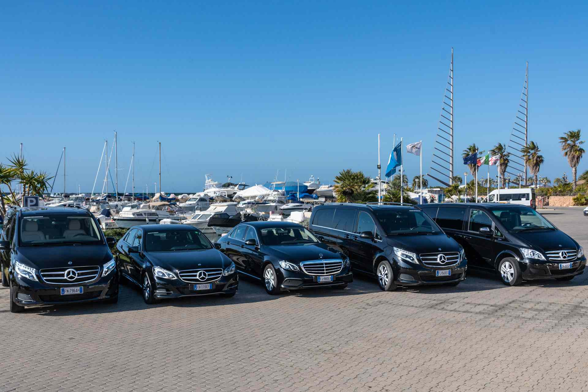 La nostra flotta - Autonoleggio Gianfelice Piras